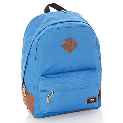 Vans Old SKOOL Plus Backpack Mochila Tipo Casual, 44 cm, 23 Liters, Azul