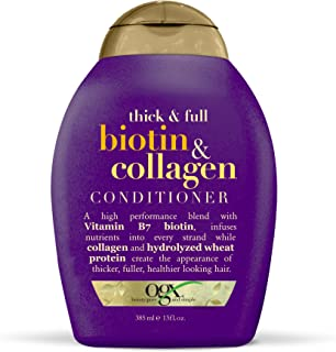Ogx Thick, Full Biotin and Collagen Conditioner, 13oz