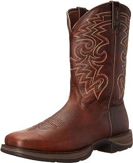 حذاء برقبة غربي للرجال 27.94 سم سهل الارتداء DB5434 من Durango