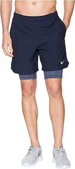 "Nike Dry Shorts Challenger 7"" 2-in-1"