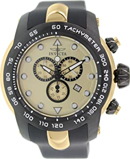 Invicta Men's 17811 Pro Diver Analog Display Swiss Quartz Black Watch