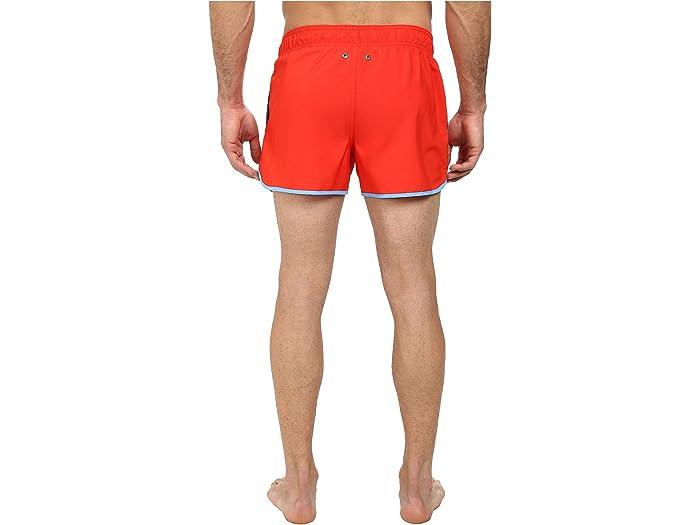 2(x)ist Jogger Red Swimwear
