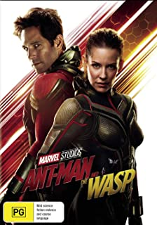 Ant-Man and the Wasp | Paul Rudd | NON-USA Format | Region 4 Import - Australia