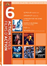 MGM Movie Collection - 6 Action Movies 52 Pick-up / Crossplot / A Prayer for the Dying / Romeo Is Bleeding / Fled / Invasion U.S.A.