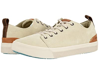 TOMS TRVL LITE Low (Gravel Pig Suede) Men