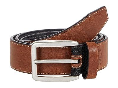Johnston & Murphy XC4 Sport Casual Belt (Tan Leather) Men