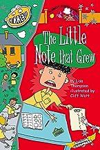 The Little Note that Grew (Plunkett Street Book 3)