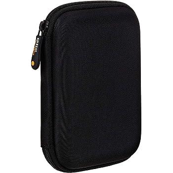 Amazon Basics External Hard Drive Portable Carrying Case