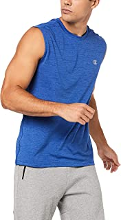 Champion Men's Double Dry Mesh Heather Muscle Tank