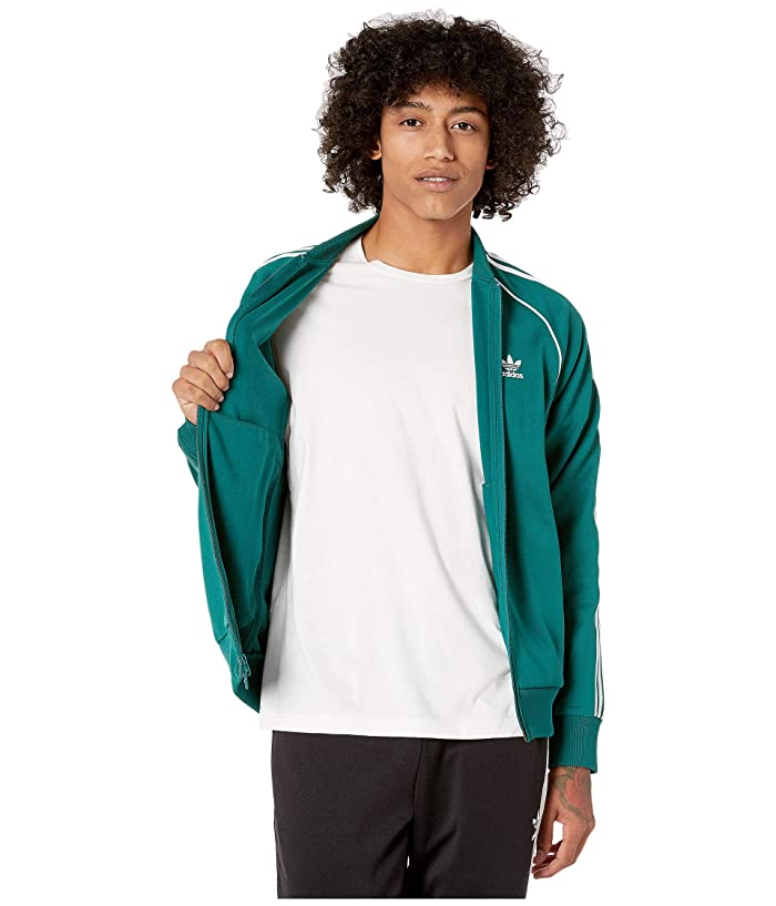 Adidas Originals Superstar Parte Superior De La Pista - Ropa Abrigos & Exterior