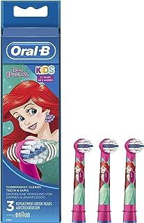 Oral-B Stages Power Kids Aufsteckbuersten, Unsortierte desen, 3adet