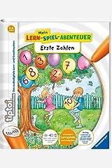 tiptoi® Erste Zahlen (tiptoi® Mein Lern-Spiel-Abenteuer) Spiralbindung