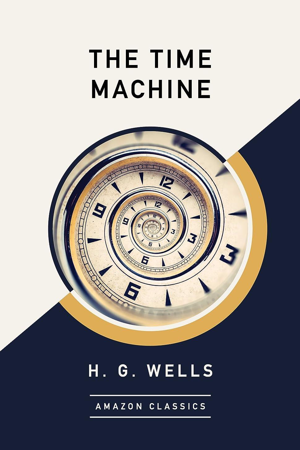 インド不十分な増幅The Time Machine (AmazonClassics Edition) (English Edition)