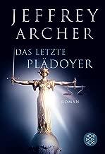 Das letzte Plädoyer: Roman (German Edition)