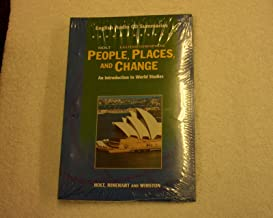 Holt Eastern Hemisphere People, Places, and Change - English Audio CD Summaries - An Introduction to World Studies