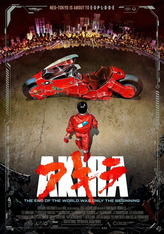 """Akira Poster 16/""""x24/"""""""