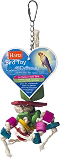 Hartz Wood and Sisal Twine Medium Bird Toy