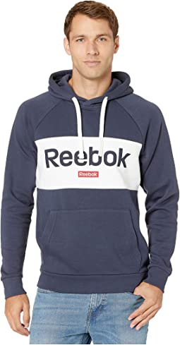 Training Essentials Big Logo Over The Head Hoodie