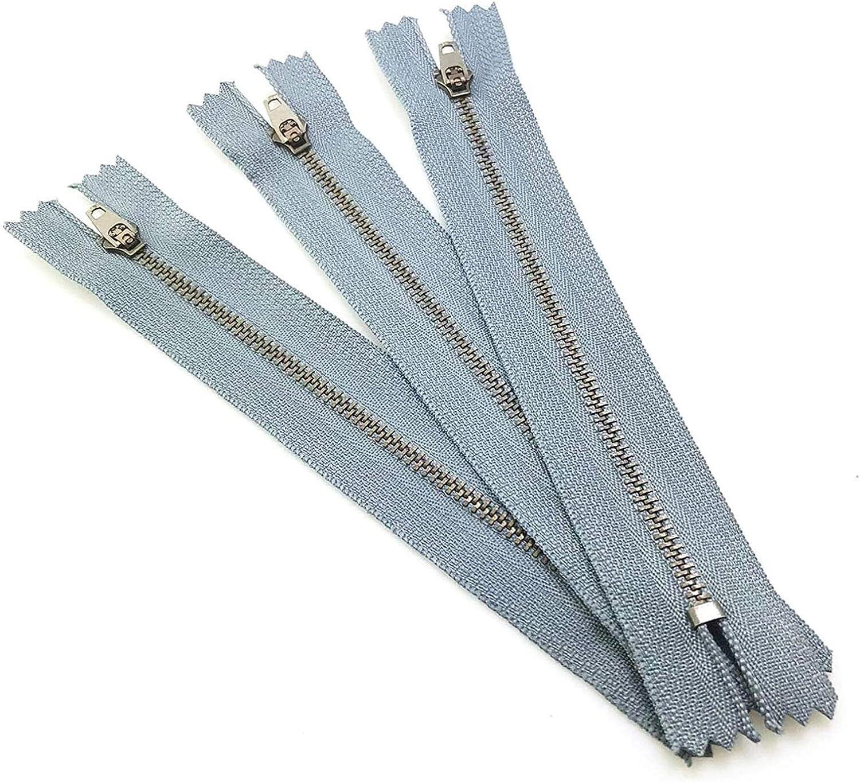Decorative Zipper Jeans Zipper Metal Zipper Teeth Tailor Sewing