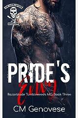 Pride's Envy (Razorblade Tumbleweeds MC Book 3) Kindle Edition