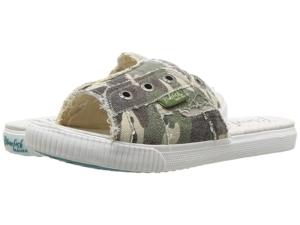 Blowfish Fresco (Olive Washed Camo) Women