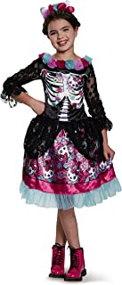 25c9a4254 Disguise Costumes Dia De Los Muertos Hello Kitty Sanrio Costume, Large/10-12