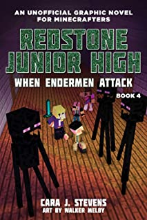 When Endermen Attack: Redstone Junior High #4 (4)