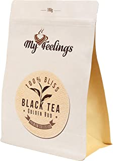 My Feelings - Té negro chino. Brote dorado TGFOP (100 g / 3,5 oz)