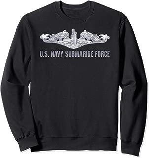 US Navy Submarine Force Shirt Men Women Adults Teens Gift Sweatshirt
