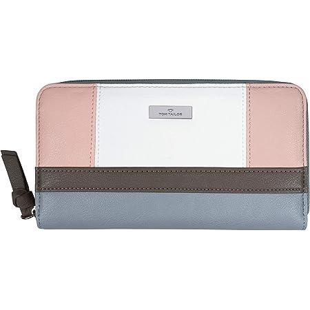 TOM TAILOR bags JUNA Damen Geldbörse one size, 20x2,5x10,5