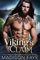 Cover image of Viking's Claim by Madison Faye
