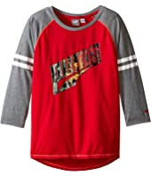 Puma Kids - Tail Hem PUMA® Top (Big Kids)