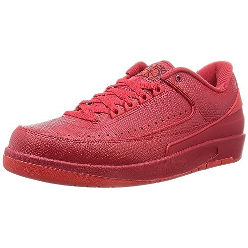 bff287a04d53 Nike Air Jordan 2 Retro Low Mens Basketball Trainers 832819 Sneakers Shoes  (UK 9.5 US