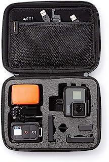 Amazonベーシック カメラケース(GoProカメラ用) キャリングケース Sサイズ ブラック