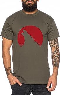 WhyKiki Godzilla Roar Gojira Godzilla Japan Nippon Kaiju Kanji Tokyo Camiseta de Hombre