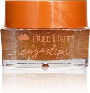 Brown Sugar Lip Scrub by Tree Hut Sugarlips Lip Care | 0.34oz Jar | Organic Shea Butter and Raw Sugar Scrub Ultra-Hydratin...