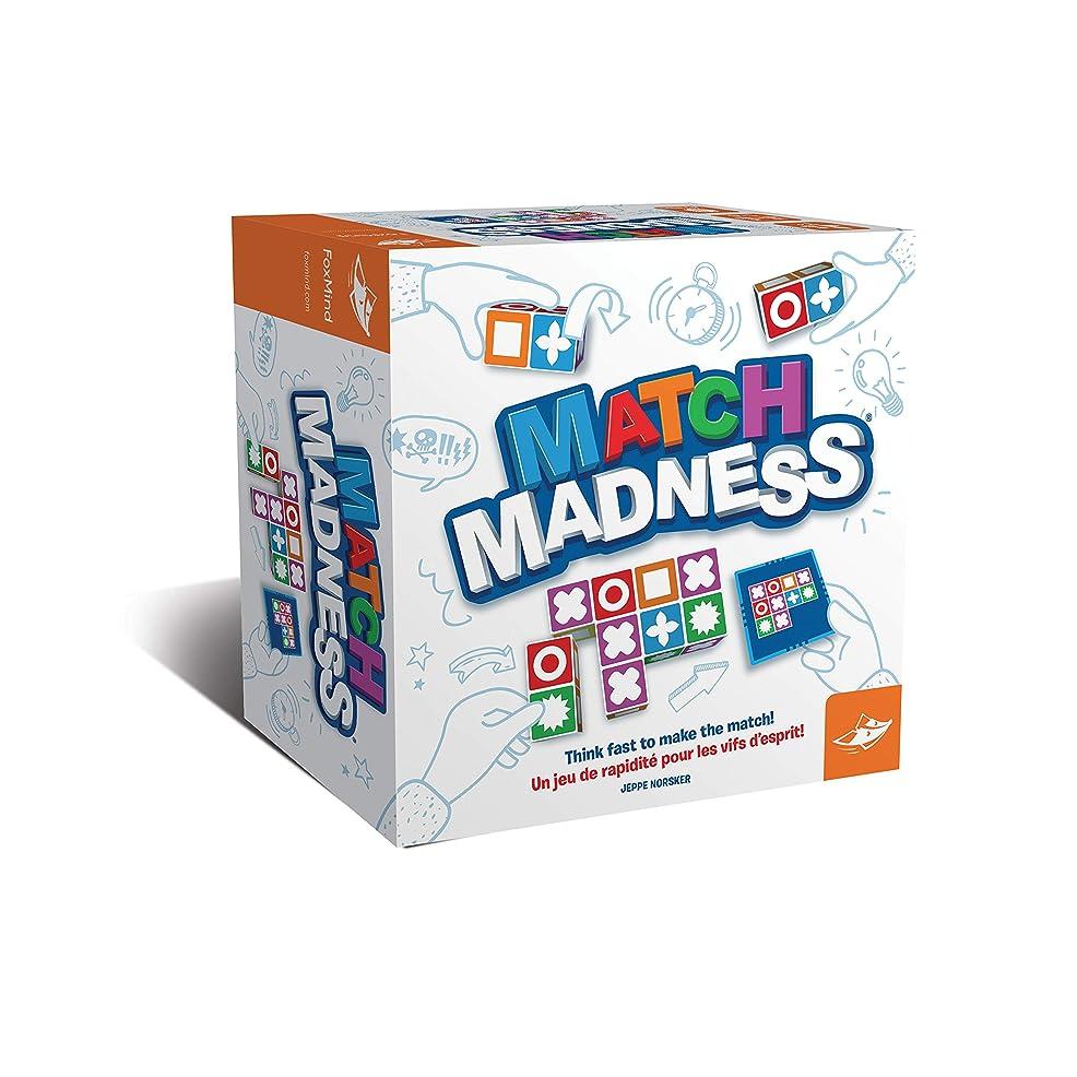 非アクティブ書く成熟FoxMind 脳トレ対戦ゲーム Match Madness MATCH-ML 正規品