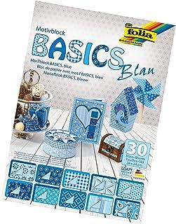 Folia Basics 30 feuilles - Papiers créatifs (30 feuilles)