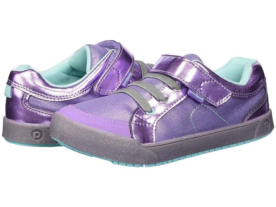 pediped Dani Flex (Toddler/Little Kid) (Lavender) Girl