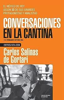 Carlos Salinas de Gortari (Spanish Edition)