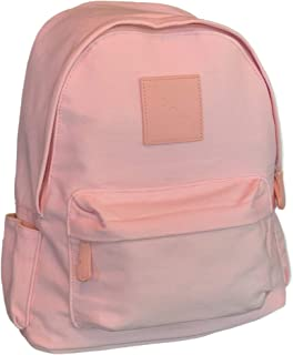 Ronny Pack Canvas Laptop Backpack for Women/Girls/Teen - School College Travel