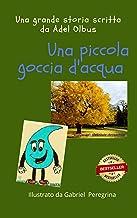Una Gocciolina d' Acqua: la divertente avventura di una goccia d'acqua (versione migliorata) (Italian Edition)