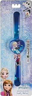 Disney Frozen Girls Digital Dial with shaped cover Wristwatch - TP1283 U