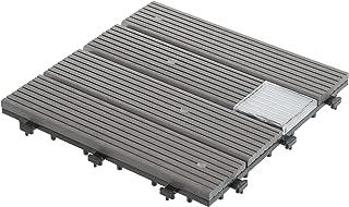 Ultranatura 2001000100 - Set de baldosas para terraza