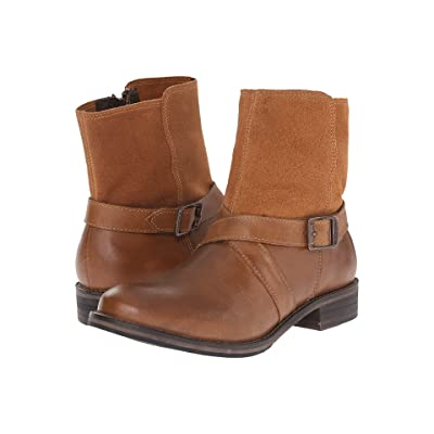 Wolverine Pearl Ankle Boot (Tan Leather) Women