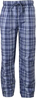 Clothing Unit Mens Lounge Pants Pyjamas with Pockets Bottoms Trousers Night Wear Woven