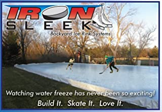 Iron Sleek Skating Rink Kit Size: 30' x 45'