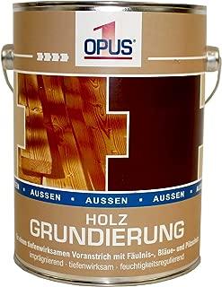 OPUS HOLZ-GRUNDIERUNG AUSSEN - 0.75 LTR