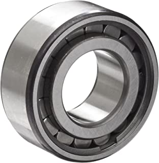 INA SL182913 Cylindrical Roller Bearing, Single Row, Removable Outer Ring, Semi-Fixed, Flanged, Normal Clearance, Open End, Metric, 65mm ID, 90mm OD, 16mm Width, 4200rpm Maximum Rotational Speed, 18200lbf Static Load Capacity, 12800lbf Dynamic Load Capacity