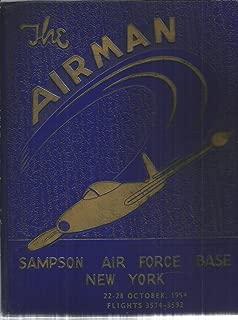 The Airman - Sampson Air Force Base {New York} 22-28 October, 1954 - Flights 3574-3592